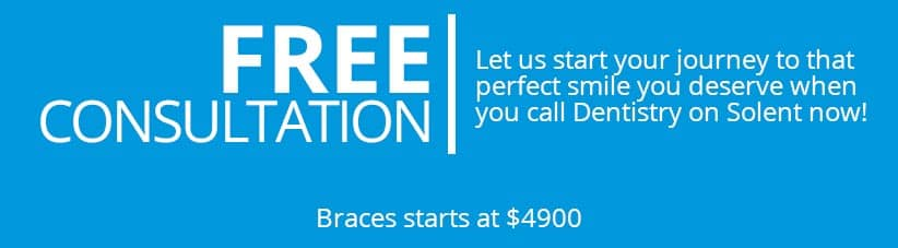 Orthodontic Braces in Epping